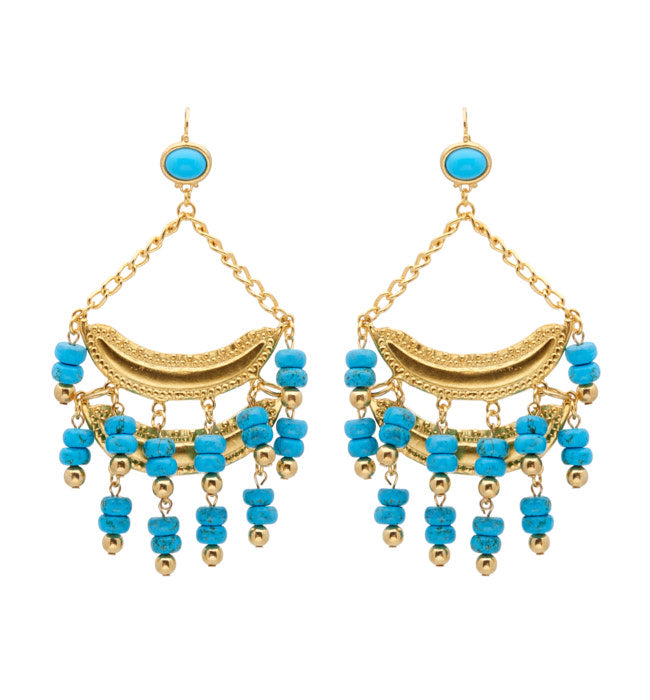 Bohemian Statement Earrings