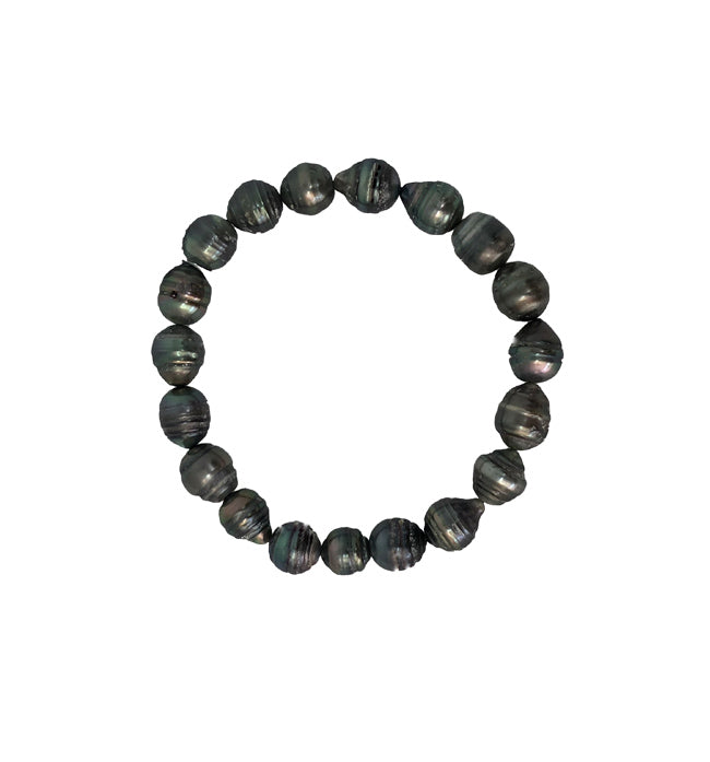 Black South Sea Pearl Bracelet - Pierre Winter Fine Jewels