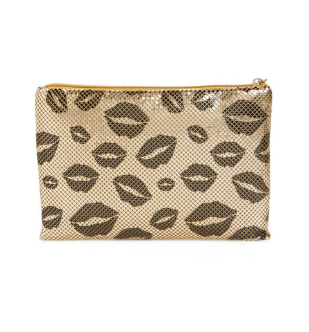 Dimple Slip-On Clutch