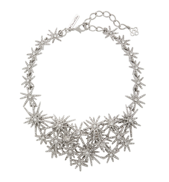 Crystal Fireworks Necklace