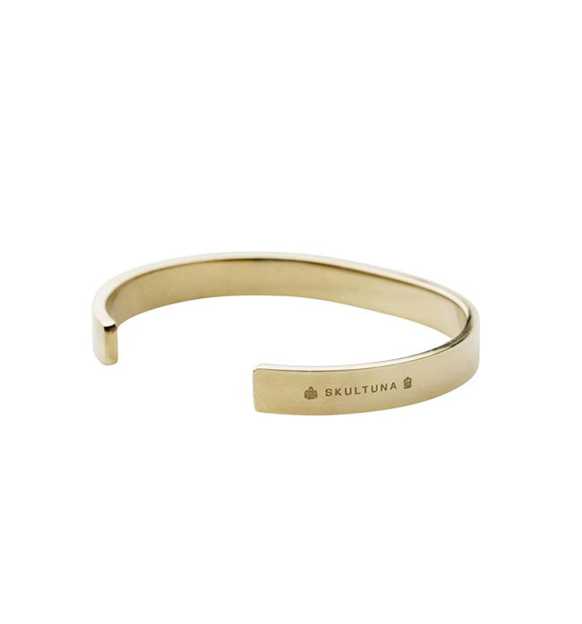 Polished Gold SB Cuff | M-L
