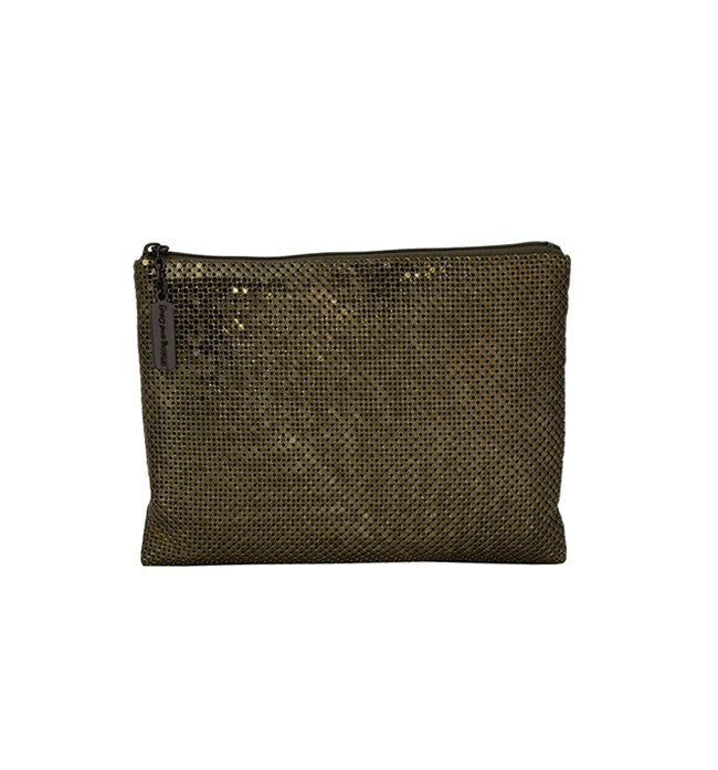 Large Pouch Clutch