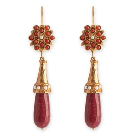 Harriet Gold Earrings