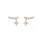 Etoile Gold Earrings