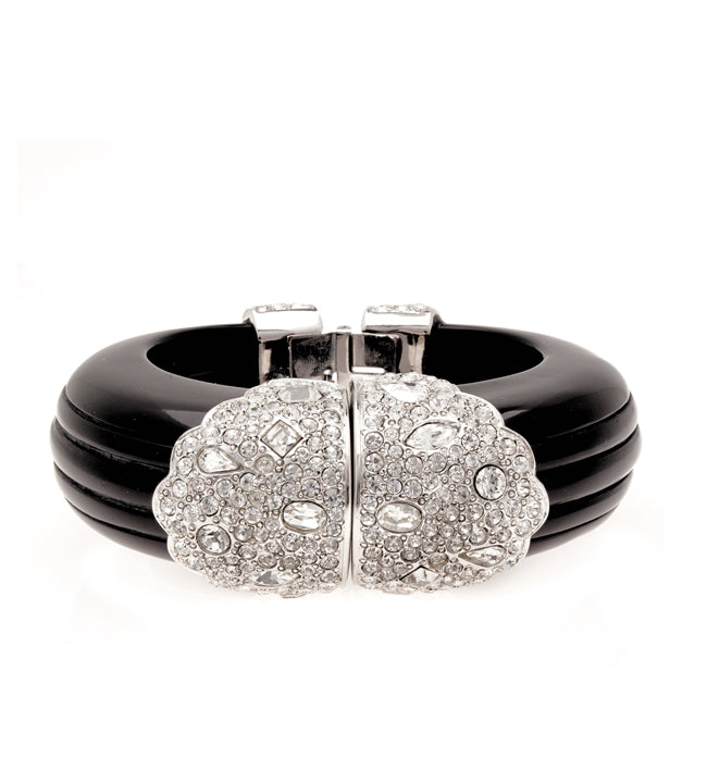 Art Deco Cuff - Pierre Winter Fine Jewels
