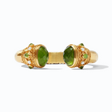 Jade Green Savannah Hinge Cuff
