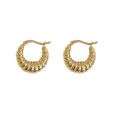 Giselle Gold Hoops
