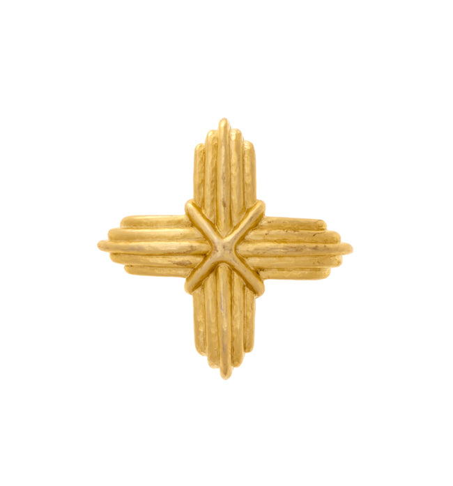 Givenchy Maltese Cross Brooch - Pierre Winter Fine Jewels