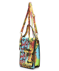 OLA GRAFFITI POUCH MULTI