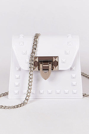 Kelly Jelly Mini White