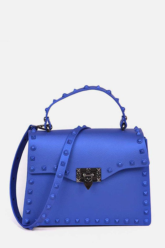 KELLY JELLY PURSE Blue