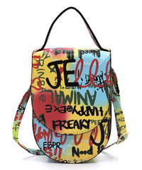 DEE GRAFFITI POUCH MULTI