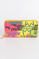 GRAFFITI RAINBOW Wallet