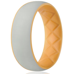dual-color-grey-silicone-ring
