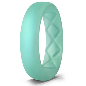 silicone-ring-women-green