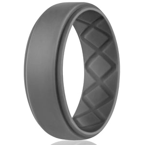 grey-edge-silicone-ring