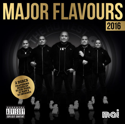 Major Flavours 2016 --- OUT NOW