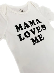 "body ""MAMA LOVES ME"""