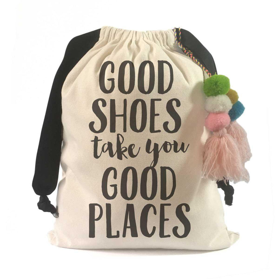 High Heel Insoles- Shoe Inserts- Airpufs-Shoe Quotes Travel Shoe Bag: