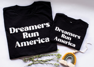 Dreamers Run America Set