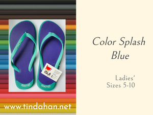 ISLA 7107 Color Splash Ladies