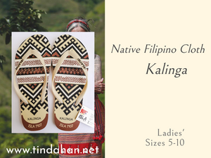 ISLA 7107 Native Filipino Cloth Ladies KALINGA