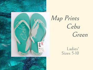 ISLA 7107  Flip Flops Cebu Ladies