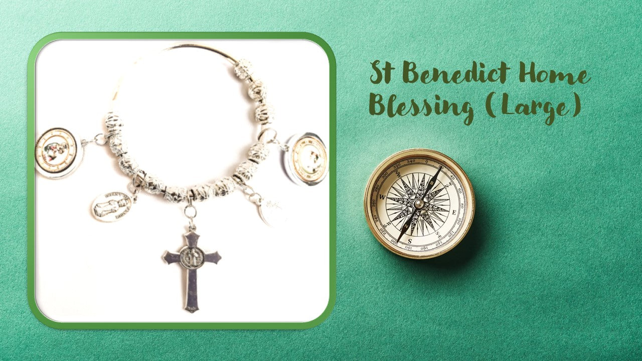 St Benedict Home Blessing (Large)
