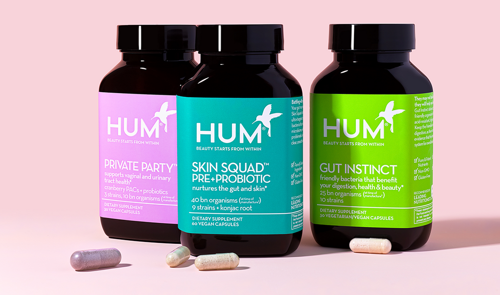 HUM Nutritionist Alex Caspero Talks Skin, Stress and Supplements