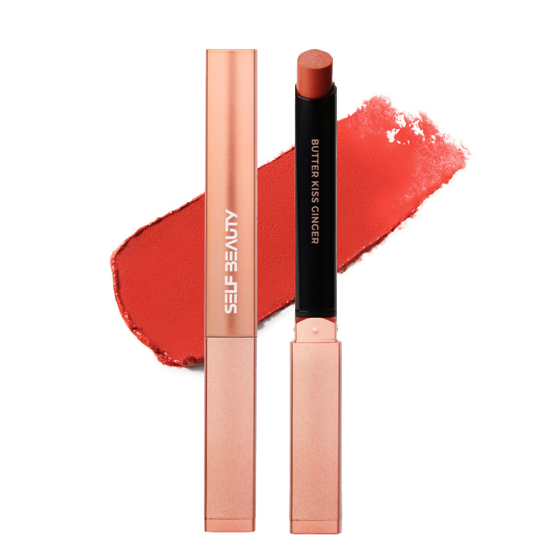 BEAUTITUDE Velvet Lipstick The Slim, Refillable & Replaceable - SELF BEAUTY