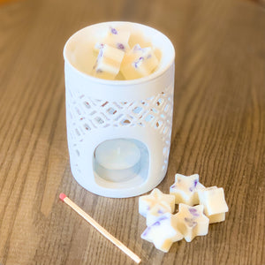 Imperfect Lattice Wax Melt Burner