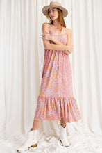Load image into Gallery viewer, Dixie Chick Dress in Coral