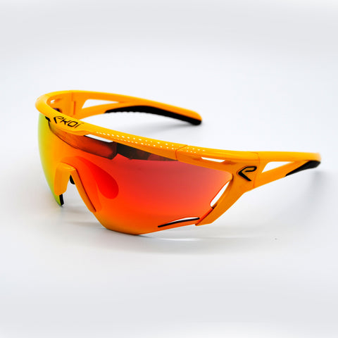 EKOI PERSO EVO 9 YELLOW TDF SUNGLASSES