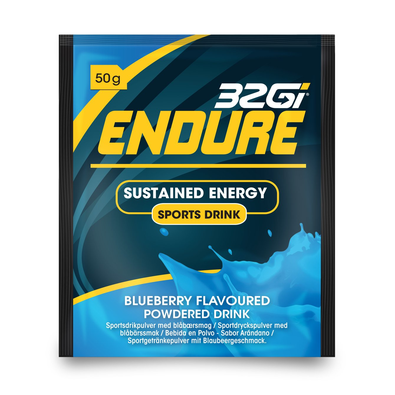 32Gi ENDURE SACHET BLUEBERRY