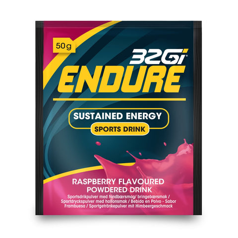 32Gi ENDURE SACHET RASPBERRY