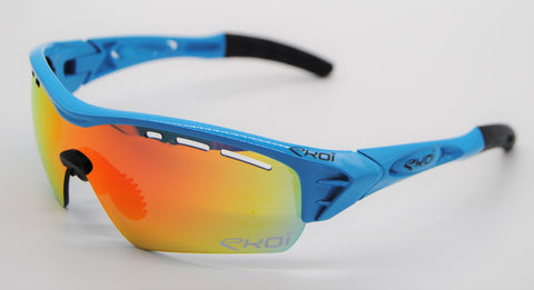 EKOI PERSO EV0 2 BLUE SUNGLASSES