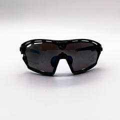 EKOI GUERRA EVO SUNGLASSES BLACK