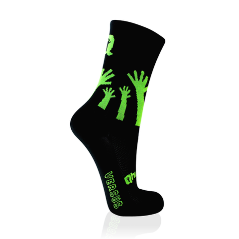 VERSUS CYCLING SOCKS QHUBEKA GREEN