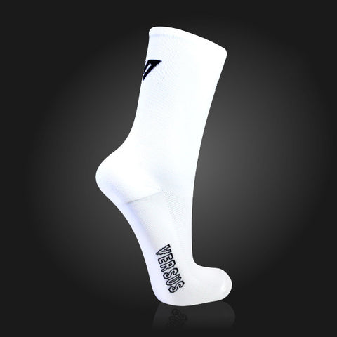 VERSUS CYCLING SOCKS WHITE