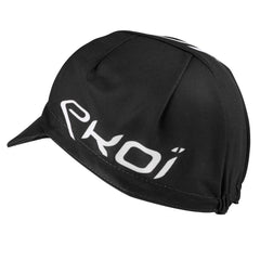 EKOI CYCLING CAP BLACK