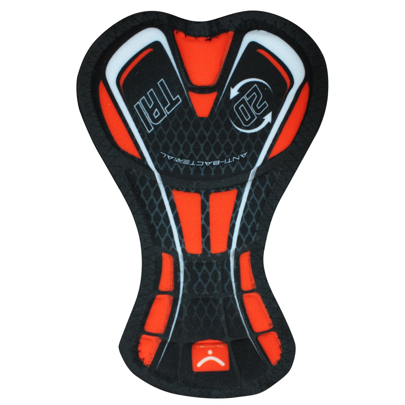 EKOI HYDRO BLACK RED SHORT SLEEVE TRI SUIT