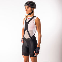 EKOI LADY BIB SHORT WITH PRO GEL MEMORY PAD