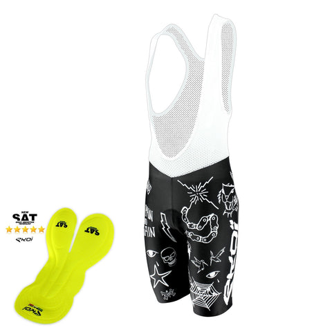 EKOI LTD LOBOS NSAT BIB SHORTS