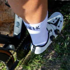GOBIK PURE WHITE SOCKS