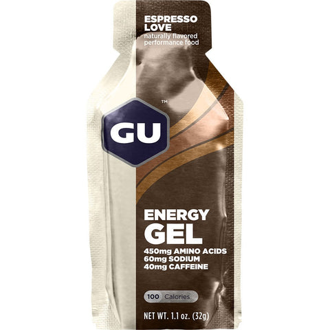 GU ENERGY GEL ESSPRESSO LOVE