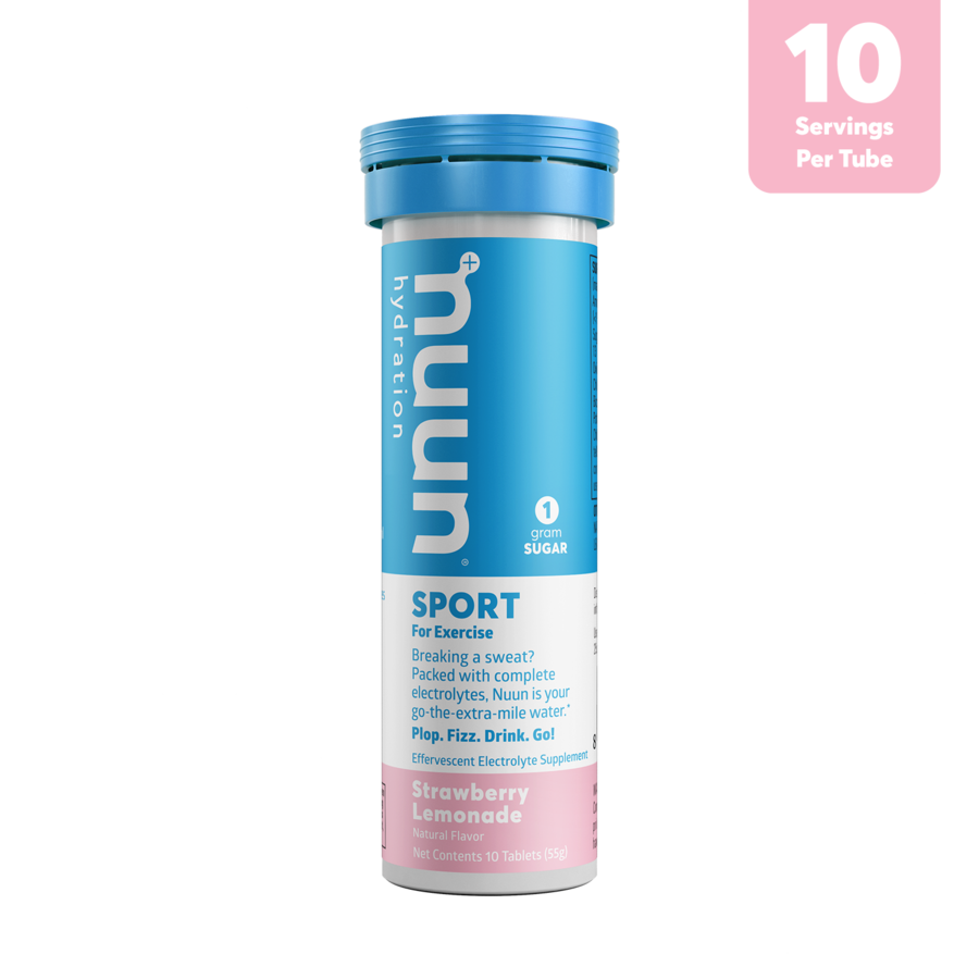 NUUN SPORT - STRAWBERRY LEMONADE