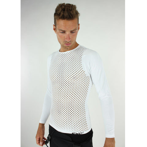 EKOI THERMAL WHITE MESH BASELAYER