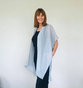 WARRIOR: Zero Waste Cape One Size