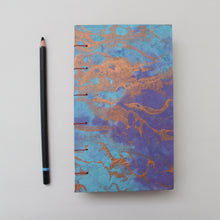 Load image into Gallery viewer, Copper Marbled Hardcover Journal/Sketchbook