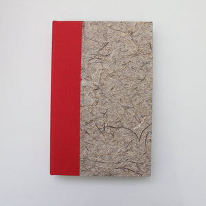 Minimalist Hardcover Sketchbook with Recycled Paper